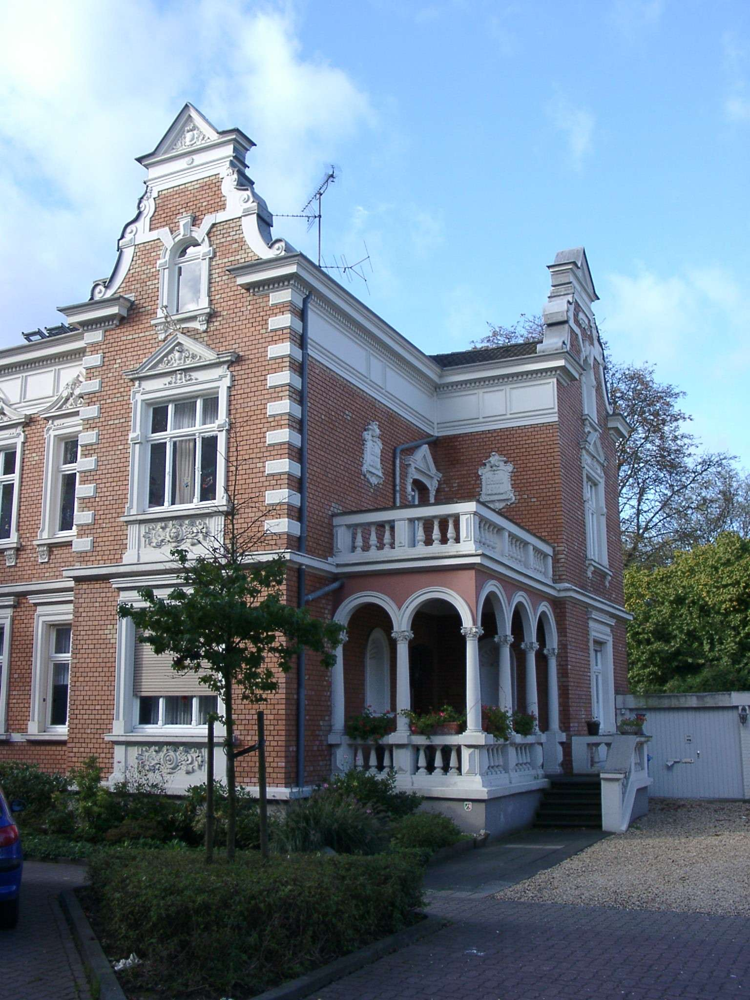 Bergheimer Straße (Haus)